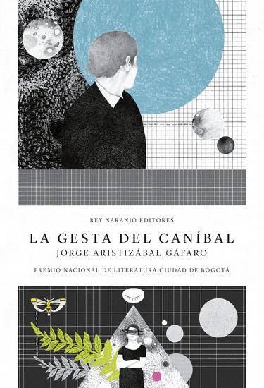 La gesta del caníbal - cover