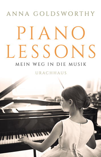 Piano Lessons - Mein Weg in die Musik - cover