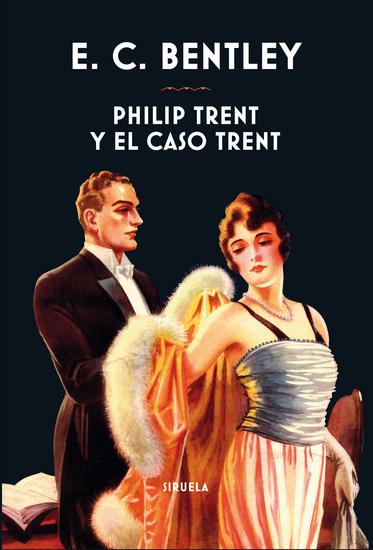 Philip Trent y el caso Trent - cover