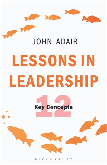 Lessons in Leadership - 12 Key Concepts - cover