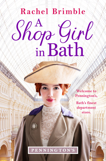 A Shop Girl in Bath - cover