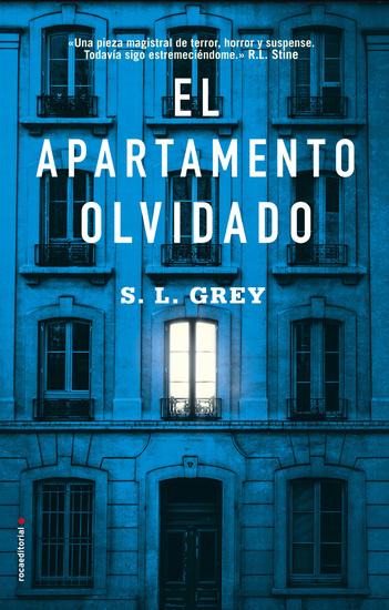 El apartamento olvidado - cover