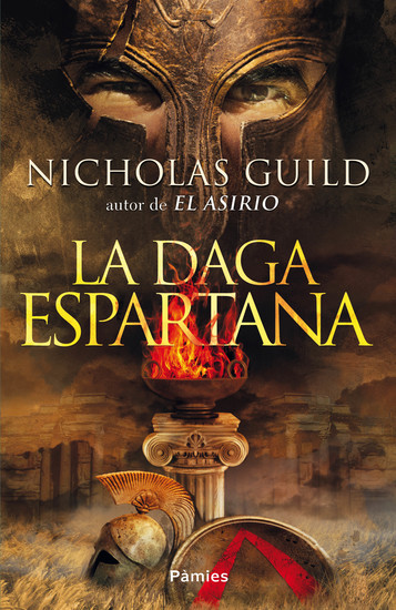 La daga espartana - cover
