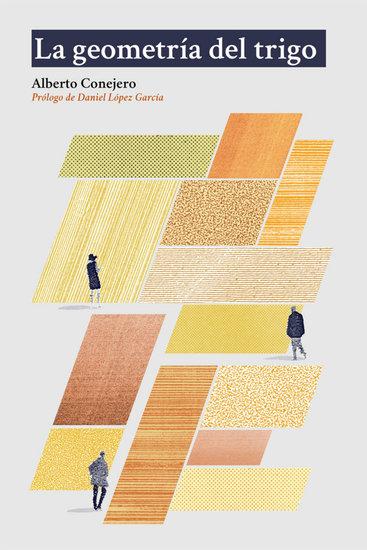 La geometría del trigo - cover