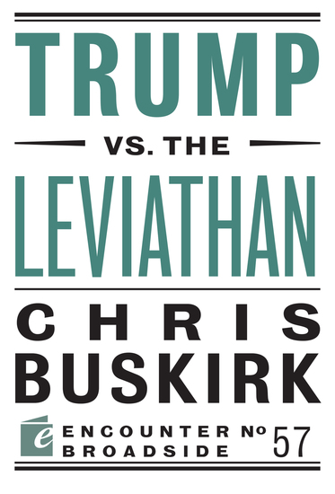 Trump vs the Leviathan - cover