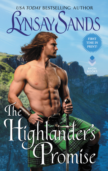 The Highlander's Promise - Highland Brides - cover