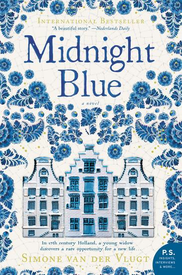 Midnight Blue - A Novel - cover