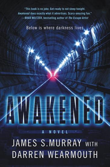 Awakened - A Novel - cover