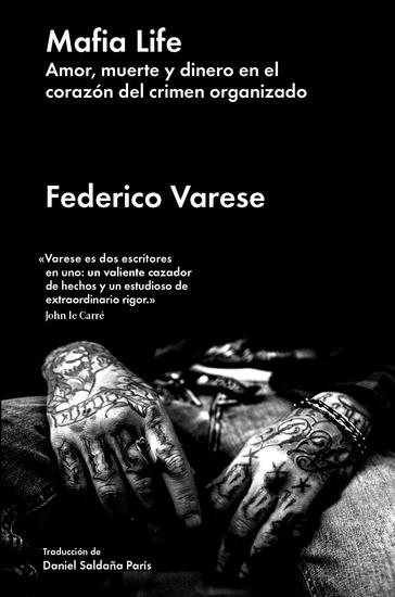 Mafia Life - Amor muerte y dinero en el corazón del crimen organizado - cover