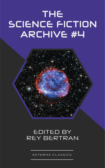 The Science Fiction Archive #4 - cover