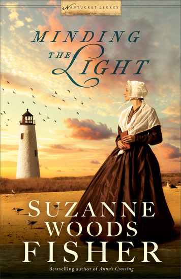 Minding the Light (Nantucket Legacy Book #2) - cover