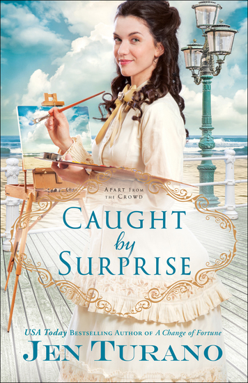 Caught by Surprise (Apart From the Crowd Book #3) - cover