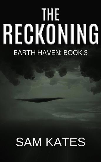 The Reckoning - Earth Haven #3 - cover