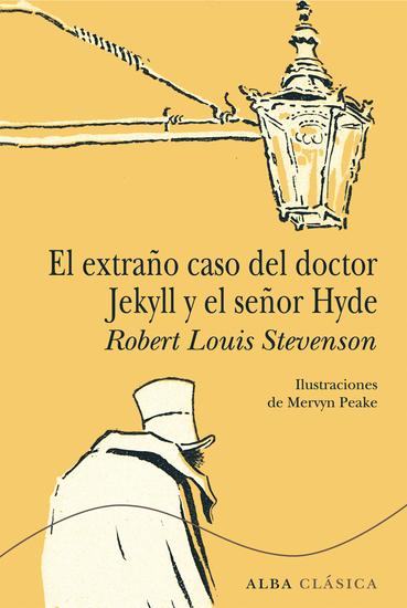 El extraño caso del doctor Jekyll y el señor Hyde - cover