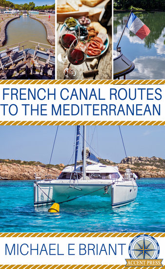 French Canal Routes to the Mediterranean - cover