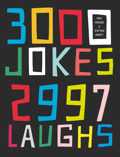 3000 Jokes 2997 Laughs - cover