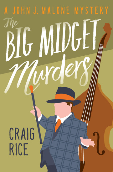 The Big Midget Murders - cover