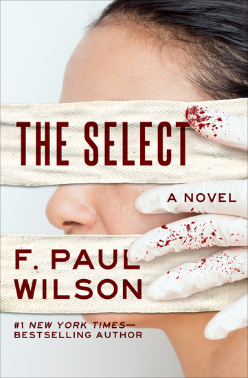 The Select - A Novel - cover