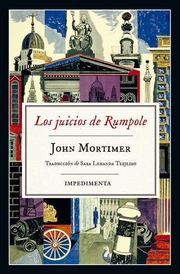 Los juicios de Rumpole - cover