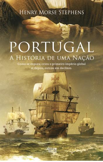 Portugal - A História de uma Nação - cover