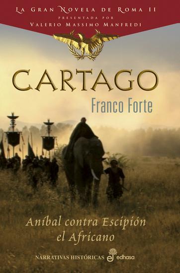 Cartago - Aníbal contra Escipión el Africano - cover