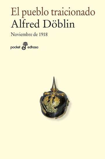 El pueblo traicionado - Noviembre de 1918 (II-1) - cover