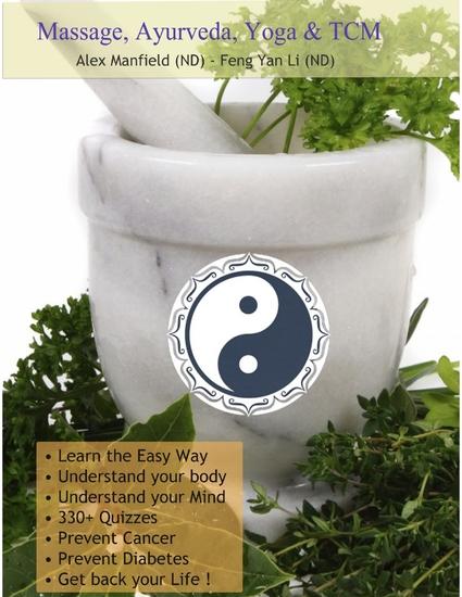Massage Ayurveda Yoga & Tcm - cover