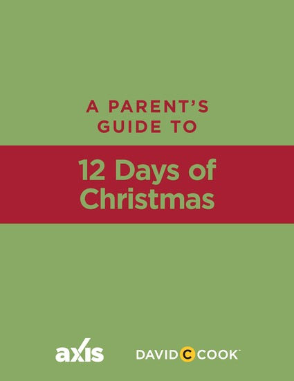 A Parent's Guide to 12 Days of Christmas - cover