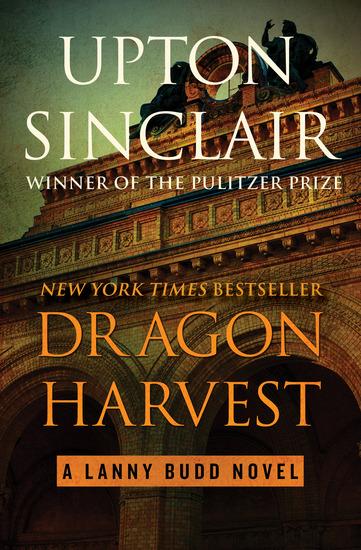 Dragon Harvest - cover