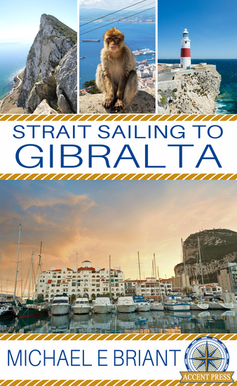 Strait Sailing to Gibraltar - cover