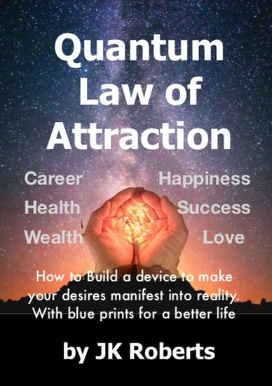 Quantum Law of Attraction - cover