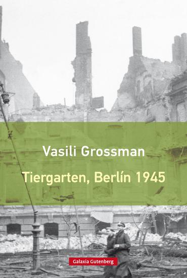 Tiergarten Berlín 1945 - cover