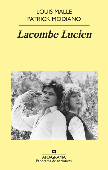 Lacombe Lucien - cover