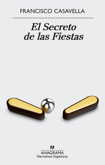 El secreto de las fiestas - cover