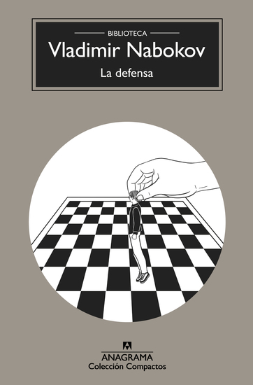 La defensa - cover