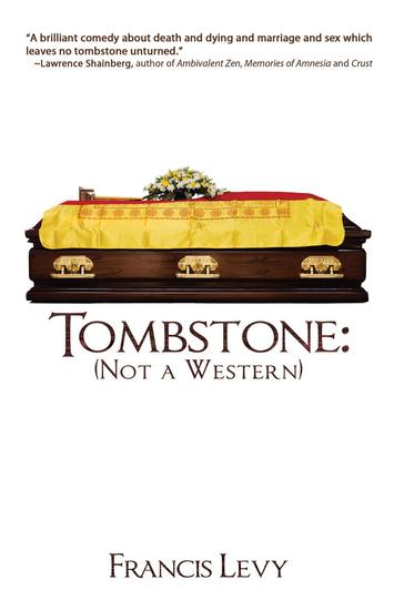 Tombstone: Not a Western - cover