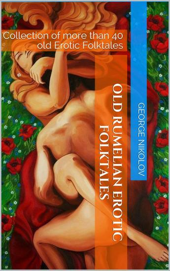 Old Rumelian Erotic Folktales - cover