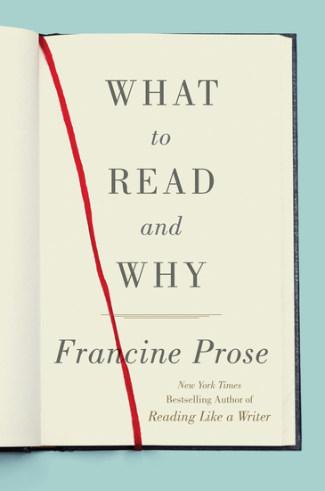What to Read and Why - cover