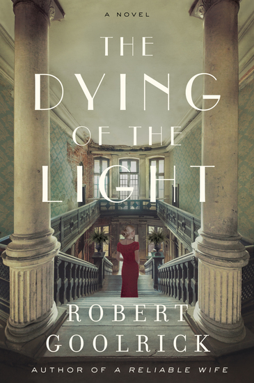 The Dying of the Light - A Novel - cover