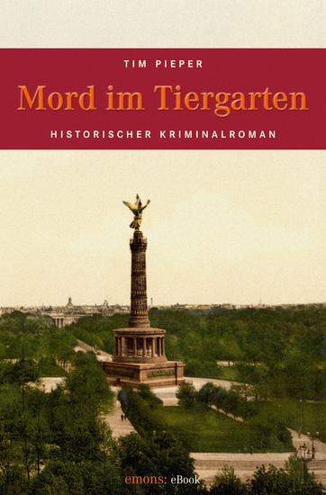Mord im Tiergarten - cover