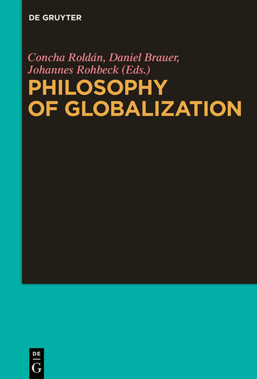 Philosophy of Globalization - cover