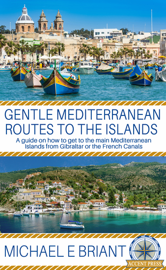 Gentle Mediterranean Routes to the Islands - cover