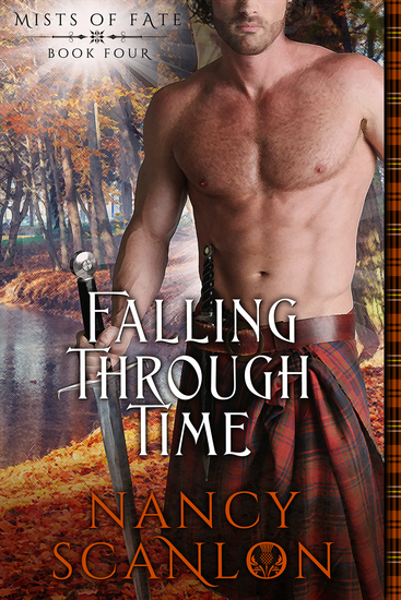 Falling Through Time - Mists of Fate - Book Four - cover