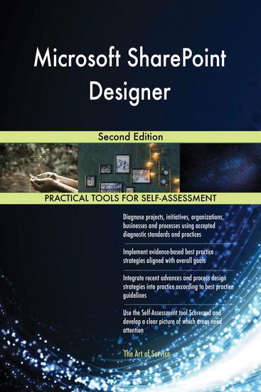 Microsoft SharePoint Designer Second Edition - cover