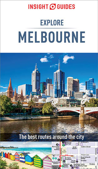 Insight Guides Explore Melbourne (Travel Guide eBook) - cover