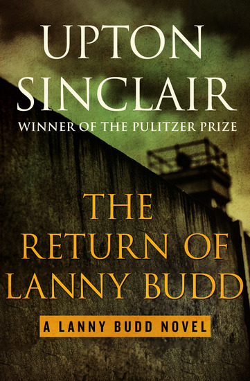 The Return of Lanny Budd - cover