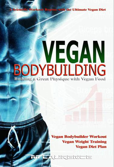 Vegan Bodybuilding - cover