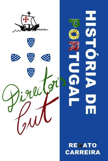 História de Portugal - Director's Cut - cover