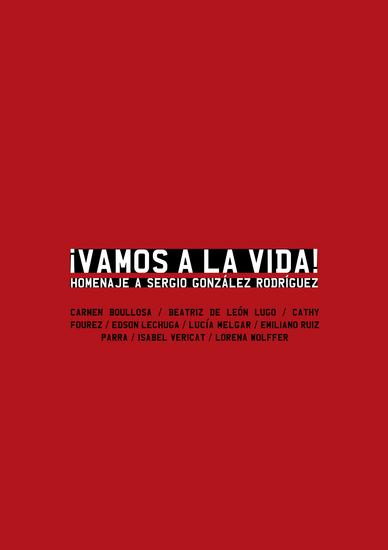 Vamos a la vida - Homenaje a Sergio González Rodríguez - cover