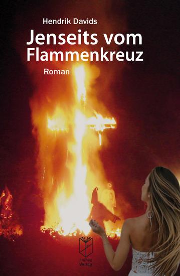 Jenseits vom Flammenkreuz - Roman - cover